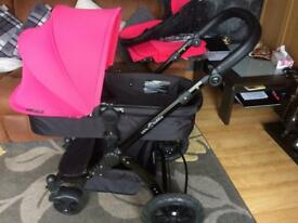 Buggy Stroller Ickle Bubba Stomp V2