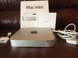 Apple Mac Mini Mid 2011, 2.3 I5, 4gb Ram, new 525gb MX300 Solid State Drive & Mac Office