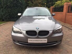 08 Reg BMW 520d 2.0 SE Touring Estate [177] ***EXCEPTIONAL SERVICE HISTORY***