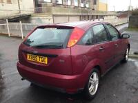 Cheap focus with mot for sale