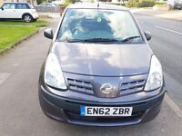 Nissan Pixo Visa 62 reg, low insurance £2295