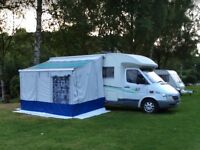 Privacy room for Motorhome for sale