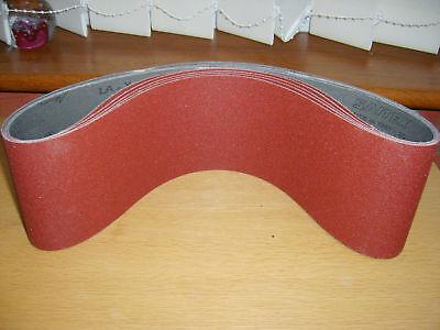 Emco Star tuch schleifband 40mm x 810mm 80,100,120, 150,180 körnung 10er pack online kaufen