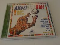 Allez! Ola! Ole! Football Songs CD from 1998 World Cup