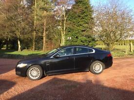 Jaguar XF ( Luxury car)