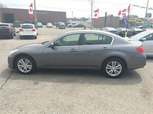 2012 Infiniti G37X Sport | LEATHER | ROOF | AWD | CAM London Ontario image 5