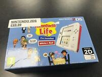 Nintendo 2DS Boxed New condition