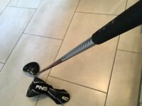 Used Ping K15 SF Tec Driver with Headcover