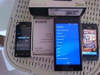 Sony xperia z1 and 2 x nokias