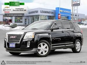 2010 GMC Terrain Good looking family vehicle. CALL TODAY!!!!