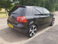 "VW Golf GT TDI, 18"" GTI Alloy wheels, Black, Tinted, Xenons"