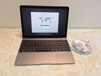 "Apple MacBook 12"" Space Grey Apple Care 512GB SSD 8GB RAM MJY42B/A"