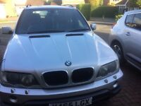 BMW X5 3l Automatic
