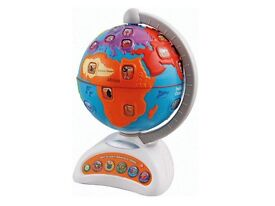 Vtech touch and learn globe