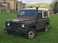 Reduced Price Land Rover 88 1968 Tax Exempt. £1000's just spent for MOT. Full 12 months MOT.