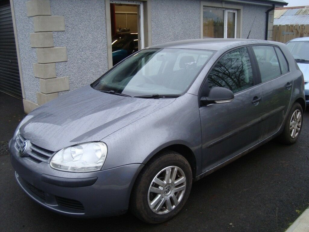 2007 vw golf 1.9 tdi
