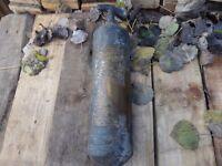 ex gpo Pyrene Brass Fire Extinguisher