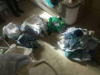 162+ items Boys Clothes (40p per item)