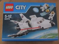 Lego City 60078 Utility Shuttle - brand new in box