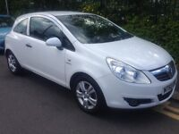 LOW MILEAG,HPI CLEAR,2010 VAUXHALL CORSA 1.2 ENERGY,50000 MILES,FULL SERVICE HISTORY