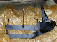 Land Rover Series-1 80 inch Battery Tray and other items