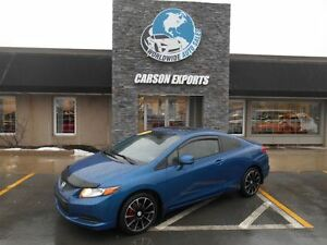 2012 Honda Civic EX COUPE! AUTO! 49KM! FINANCING AVAILABLE!