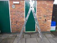 ladder/platform