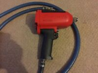 Snap on impact wrench 3/4 drive Hgv comercial Volvo