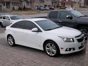 Chevrolet cruze LT with RS PACAKGE