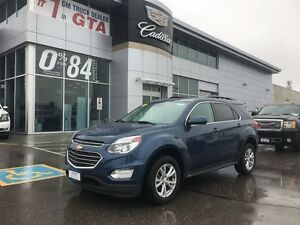 2016 Chevrolet Equinox LT*Navigation*Sunroof*