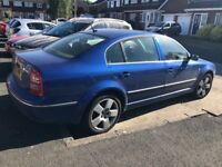 Skoda superb 2005. Turbos not good but good for spare parts.