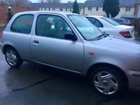 Nissan Micra, 12 months MOT. For sale soon