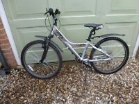 GIANT mtx 225 child's bargain! Bike perfect condition - ideal Xmas present