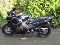 Honda CBR 1000F Sports tourer motorbike