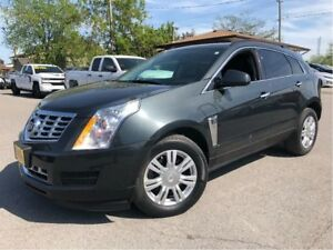 2014 Cadillac SRX LEATHER BOSE BIG RADIO 4 NEW TIRES