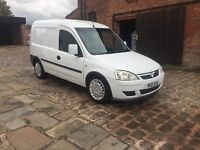 2011 vauxhall combo 65k long mot drive away today