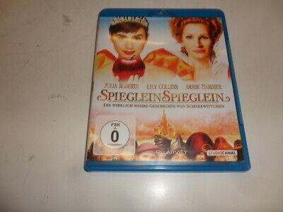 Blu-Ray  Spieglein Spieglein - Die wirklich wahre Geschichte von (Spieglein Spieglein Die Wirklich Wahre Geschichte Von Schneewittchen)