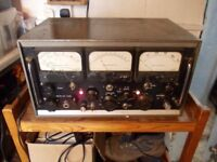 massive old sideband/ham radio