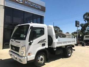 New 2019 Build Hyundai EX4 Factory Tipper, Allison AUTOMATIC Pooraka Salisbury Area Preview