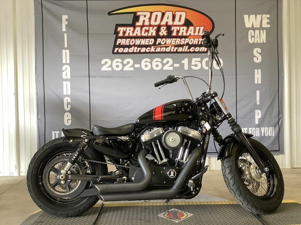 2014 Harley Davidson Xl1200x Sportster Forty Eight Ebay