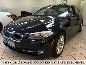 2012 BMW 5 Series 528i xDrive | NAVIGATION | BEIGE LEATHER