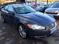 Jaguar XF 3.0 TD V6 S Portfolio 4dr. p/x welcome FREE WARRANTY, LONG MOT