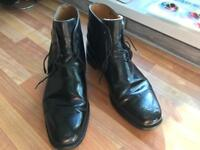 Mess dress George Boots