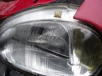 VAUXHALL CORSA B PASS SIDE HEADLIGHT