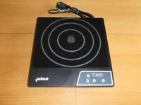 Single Induction Hob - Prima Model PIH018 - useful extra hob at Christmas and for Parties