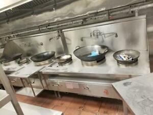 **RESTAURANT**CHINESE WOK**ONLY*$2995