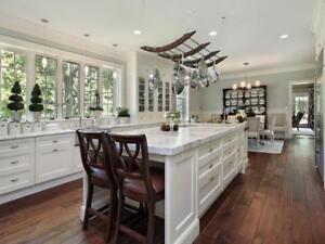 Do You Have a Dream Kitchen that you want? Kitchen Crafters is here for you!