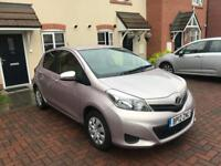 TOYOTA YARIS AUTOMATIC 2012, MOT JUNE 2019, LOW MILEAGE, IMPORTED