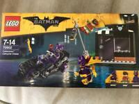 The Batman Movie Lego (unopened)