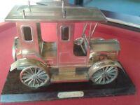 Brass Model Taxi